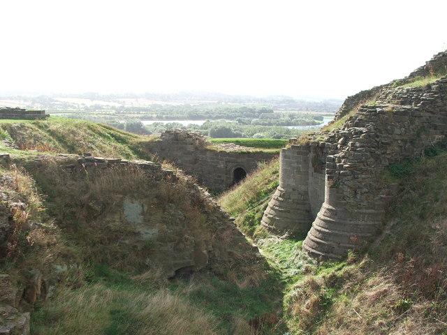 Sandal Castle.