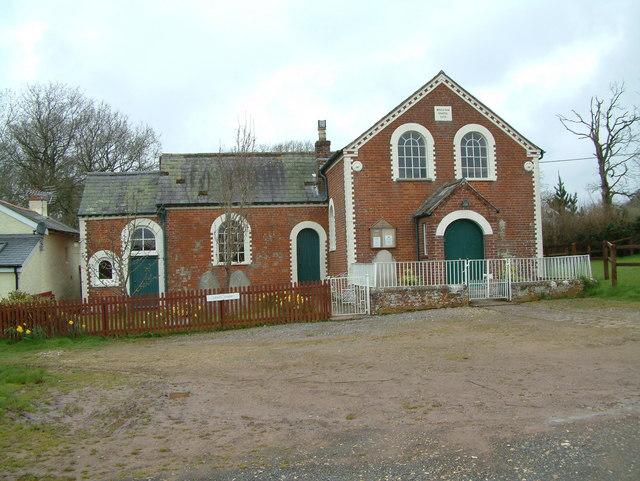 Wesleyan Chapel, Crendell