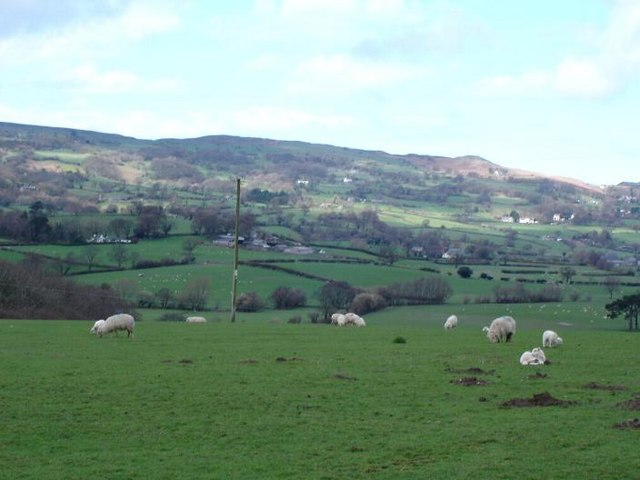 Conwy valley