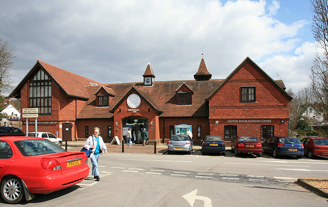 New Forest Visitor Centre at Lyndhurst