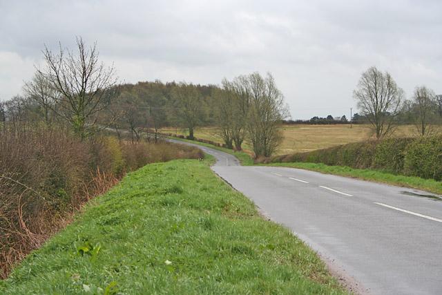 Leicester Lane near Bradgate Park