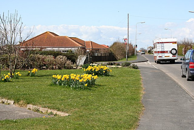 Trusthorpe Road, Sutton on Sea