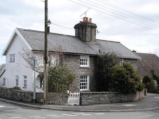 Llanelian cottages