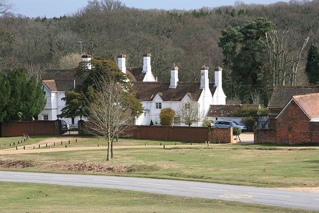 Yew Tree Manor, Lyndhurst