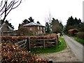 SP9006 : Old Brun's Farm, Arrewig Lane by Rob Farrow