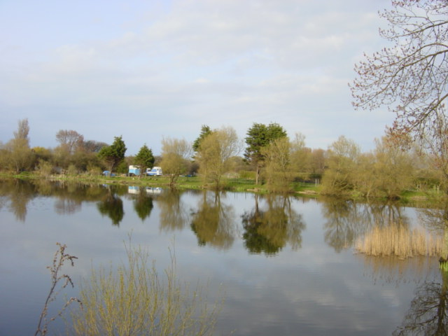 Fishing Pond, Meols