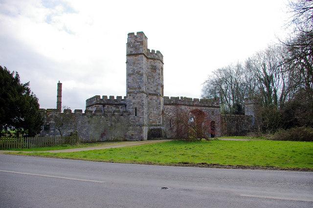 Newsham Lodge