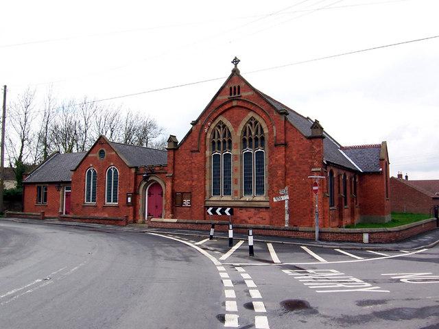 Ulceby Methodist Church