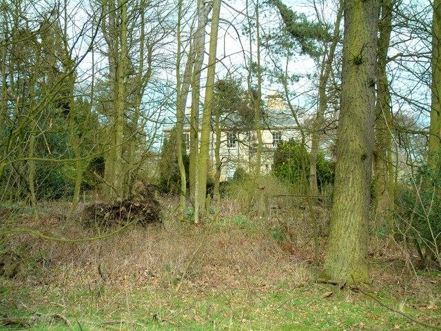 Gibliston House