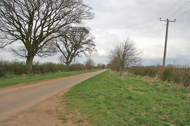 Church Lane, Welby, Lincolnshire