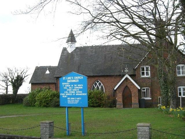 St Luke's, Oakhanger