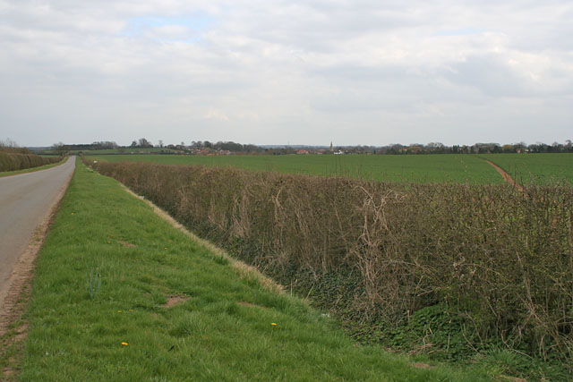 Ropsley Heath, Lincolnshire