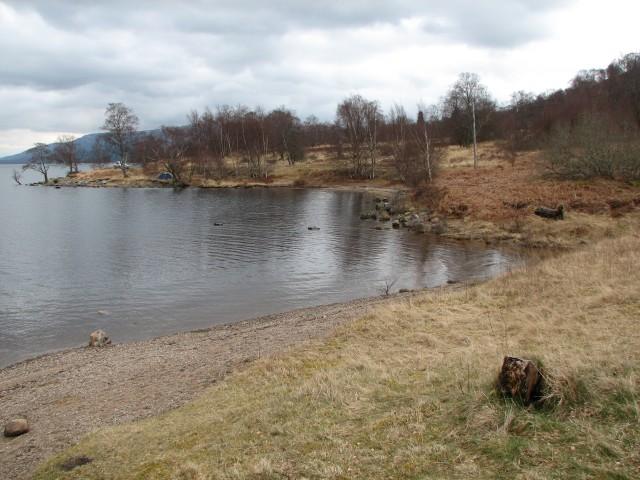 Loch Rannoch - south shore
