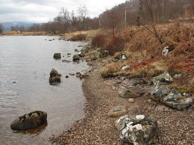 Loch shore