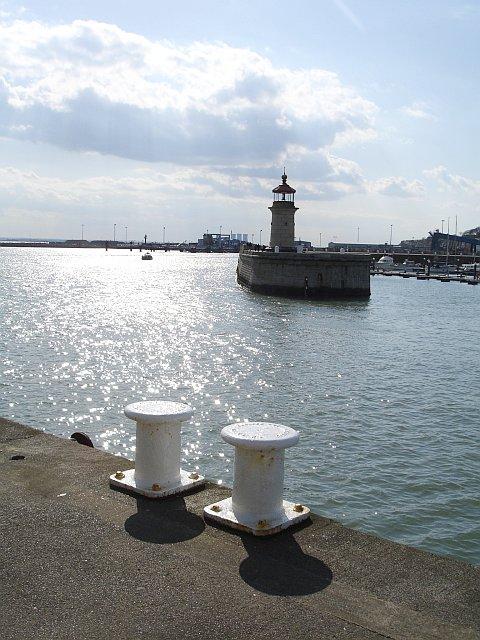 West Pier light, Ramsgate
