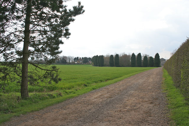 Heydour Lodge Farm, near Braceby, Lincolnshire
