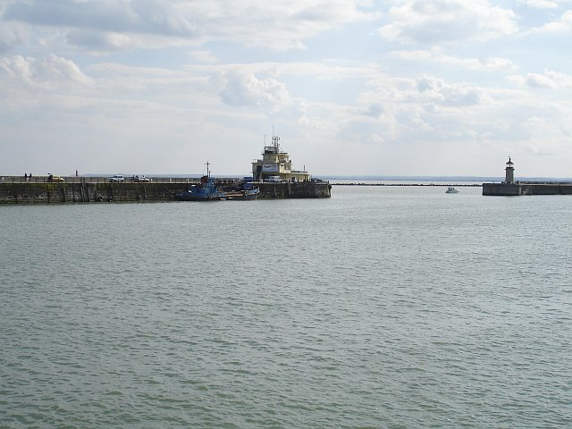 Royal Harbour piers, Ramsgate