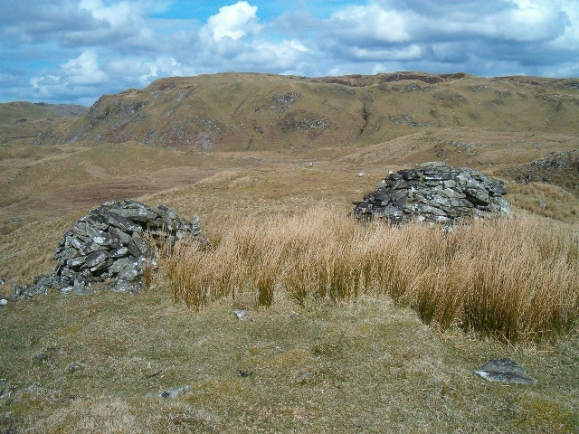 Remains of dun