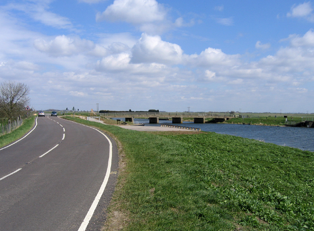 Fen Bridge, Crowland, Lincs