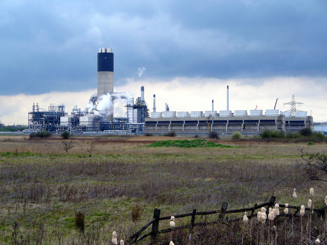 Conoco-Philips Power Station