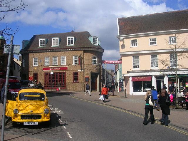 St. Giles Street, Norwich