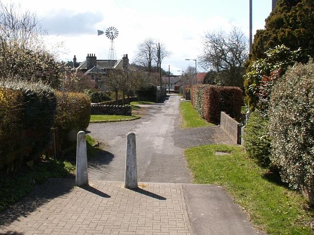 Windmill Road, The Gauldry