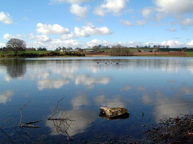 Mill Loch, Lochmaben