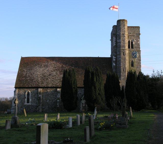 Church of a Kentish Saint