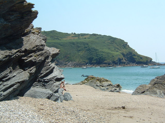 looking out onto Lantic Bay