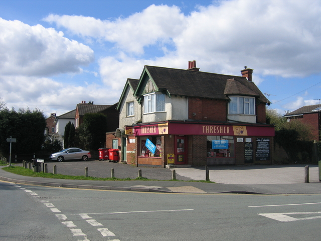 Off Licence, Wythall