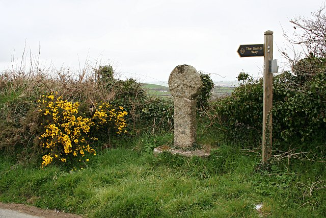 Signpost and Cross