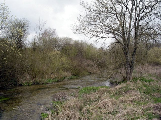 River Dever, Upper Bullington