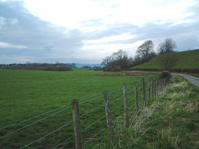 Field near Lockerbie