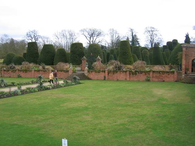 Gardens, Packwood House