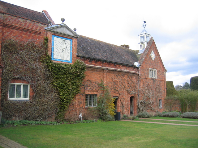 North wing, Packwood House