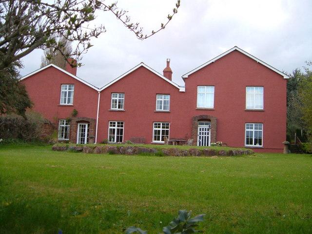 Bowhay farm, Shillingford Abbot