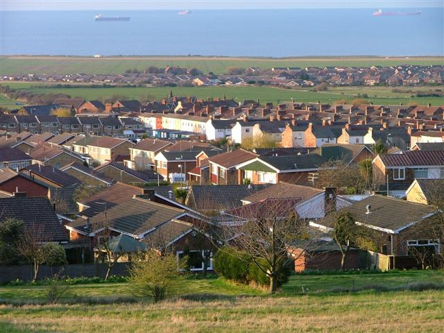 New Marske From Errington Wood