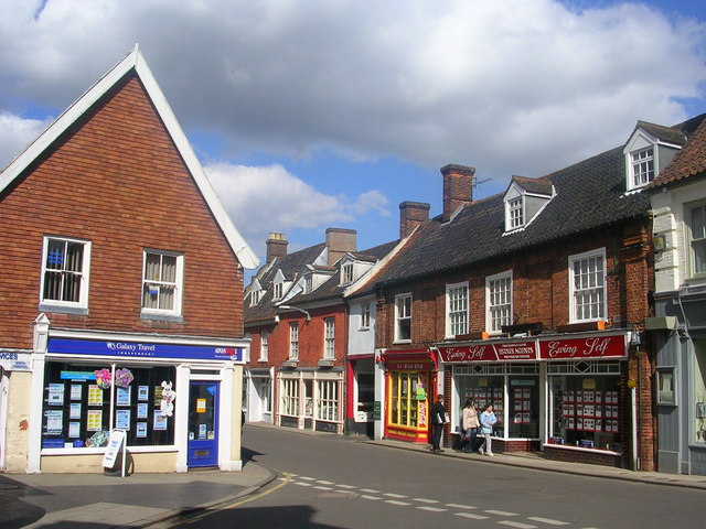 Town Centre of Aylsham