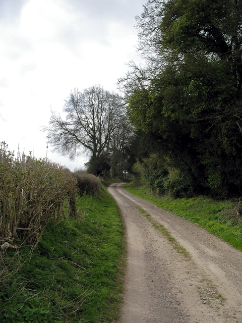 Hill Farm Lane, Lower Bullington