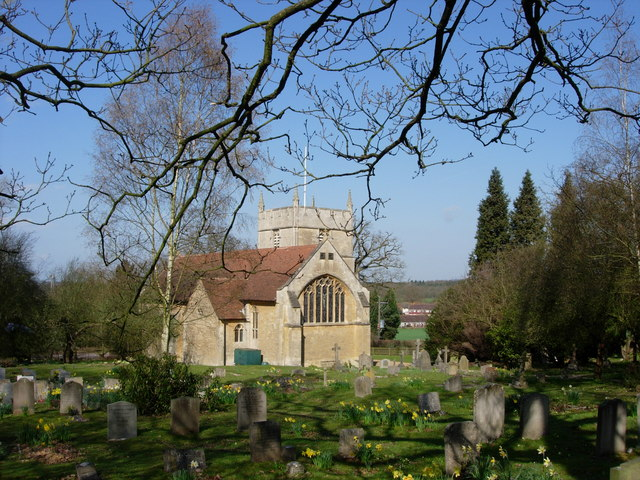 St. Luke's Church - Chiddingstone Causeway