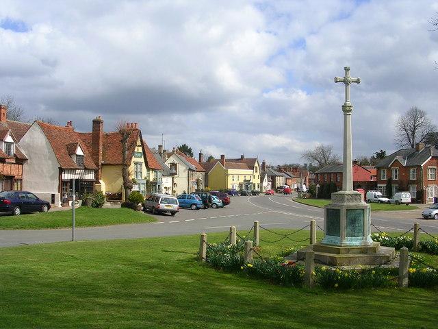 Cavendish Village centre