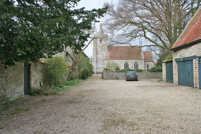 St Nicholas' Church, Sapperton, Lincolnshire