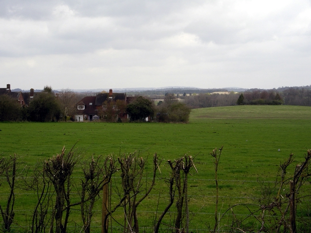 Housing to the east of Barton Stacey