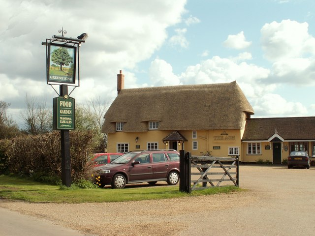 'The Ash' public house, Burton End, Essex