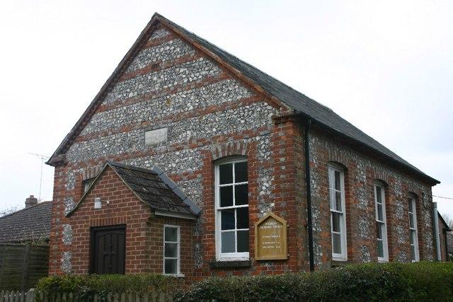 Wildhern Methodist Chapel