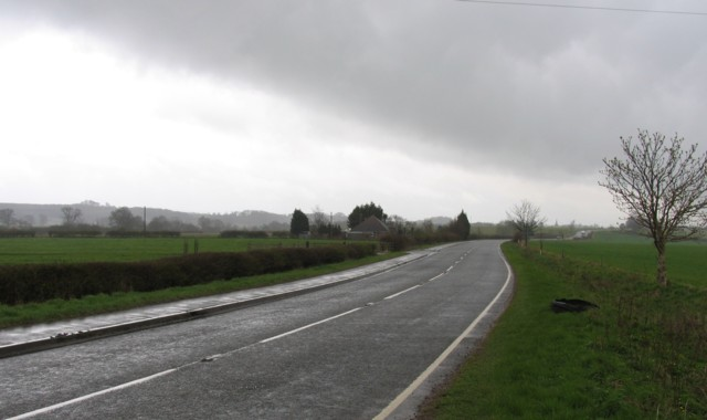 A607 towards Harlaxton