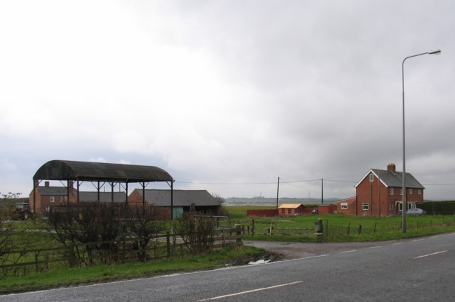 Spittalgate Heath Farm