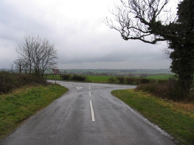 View towards Great Ponton