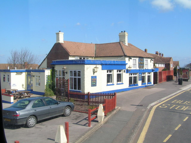 The Kings Head by the A259