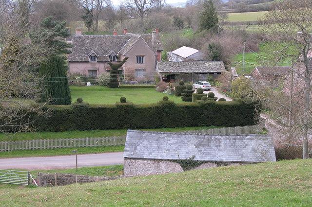 Wellbrook Manor, Peterchurch